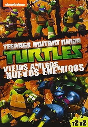 Amazon.com: Las Tortugas Ninja: Viejos Amigos, Nuevos ...