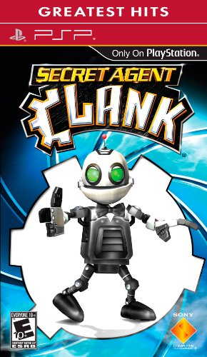 Secret Agent Clank by Sony