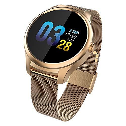 HUIGE Smartwatch Compatible con Android Y iOS-Activity Tracker ...