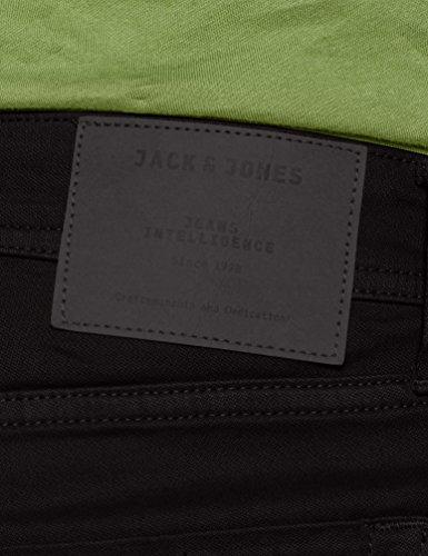 Jones Jack Slim amp; Uomo Nero black Jeans Uxq4T7x5