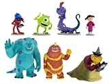 monsters inc 1 toys - Disney Parks Monsters Inc. Collectible Figurine Playset Play Set Cake Topper