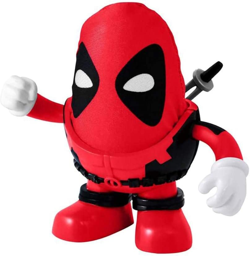 SDCC 2014 Marvel Exclusive Deadpool Mr. Potato Head Pop Taters by ...