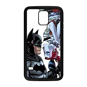 GGMMXO Harley Quinn Vintage Pop Phone Case For Samsung Galaxy S5 i9600 [Pattern-1]