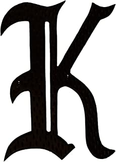 product image for Montague Metal Products Home Accent Monogram, K, 16-Inch