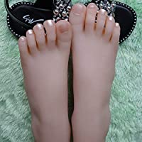 fantasy)))) You female naked asian feet think, that you