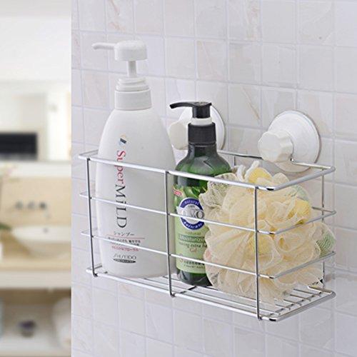 Chuck storage basket/powerful cupule racks/Metal-bathroom kitchen storage rack/storage basket/dual-use of kitchen new