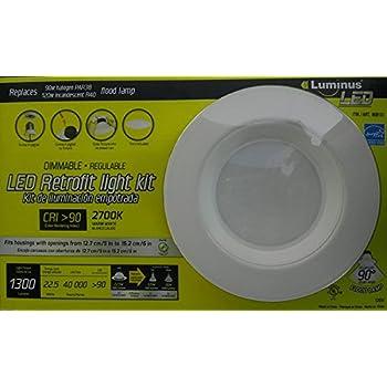 Luminus Led Retrofit Light Kit 2700k Warm White 1300