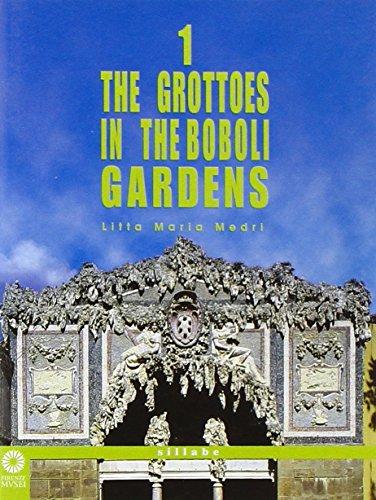 (The grottoes in the Boboli gardens)