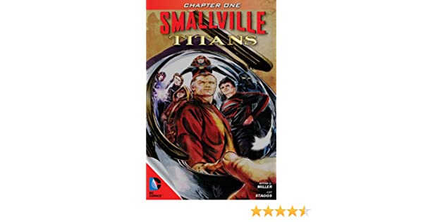 Amazon Smallville Titans 1 Ebook Bryan Q Miller Cat Staggs