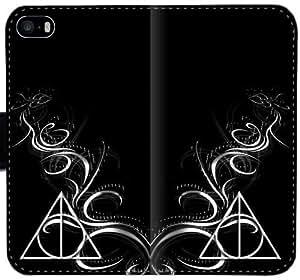 Mortal caja del cuero de los Santos X0V7K Funda iPhone 4 4S Funda y2JS8C duros del teléfono celular Funda caso del tirón