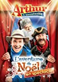 Arthur L'aventurier: L'aventure de Noël en spectacle DVD+CD (Bilingual)