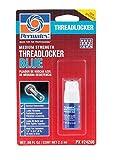 Permatex 24200 6 Pack 6ml Medium Strength Threadlocker, Blue