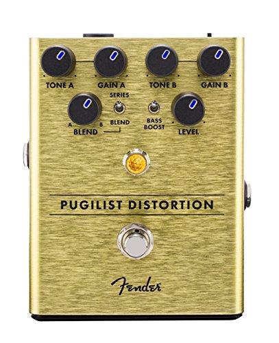 Fender Pugilist Distortion Pedal by Fender