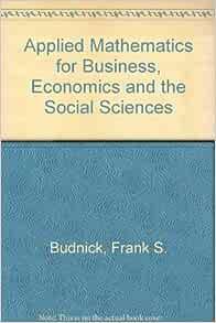 applied mathematics by frank s budnick pdf free download
