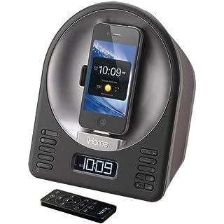 iHome iA63 App-Enhanced 30-Pin iPod/iPhone Alarm Clock