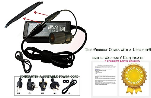 Price comparison product image UpBright New Worldwide 110VAC~240V AC to 12 Volts 5Amp DC Power Adapter Converter For Koolatron 14-Quart Soft-Sided Electric Travel Cooler 14 QT 12V 5A Power Supply Cord Cable Charger Mains PSU