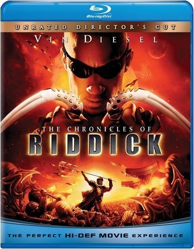 (The Chronicles of Riddick (Unrated Director's Cut) [Blu-ray])