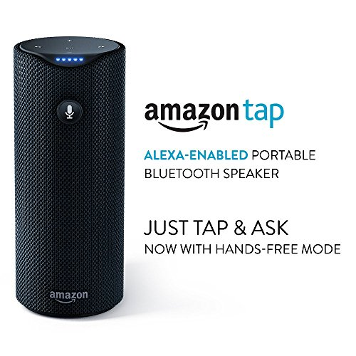 Amazon Tap Portable wireless Bluetooth Speaker with WiFi Alexa product image