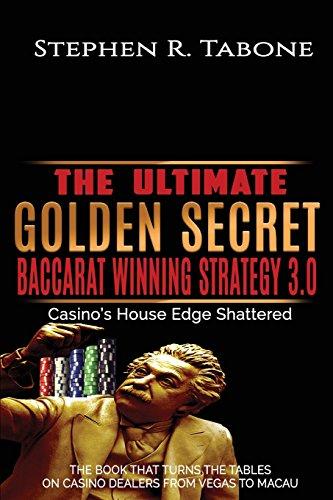 The Ultimate Golden Secret Baccarat Winning