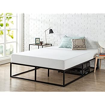 Amazon Com Zinus Modern Studio 14 Inch Platforma Bed