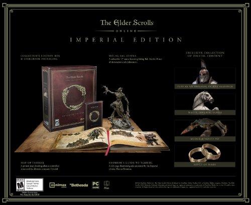 The Elder Scrolls Online: Imperial Edition - PC/Mac (Mara Online)