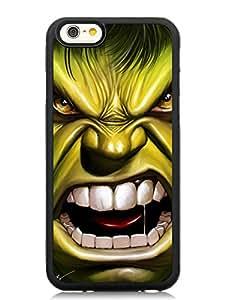 Popular Design Hulk Black Phone Case For iPhone 6 4.7 Inch TPU Cover Case