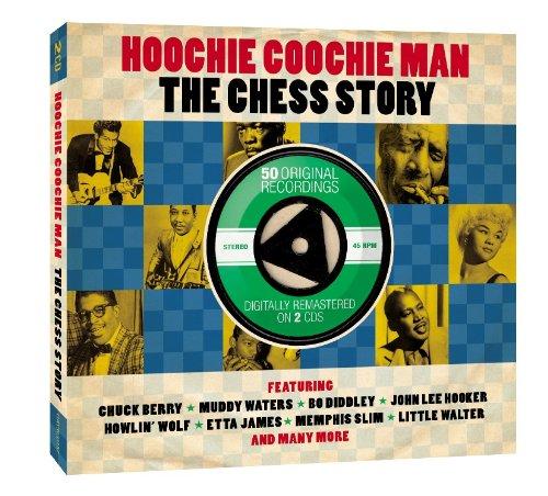 Hoochie Coochie Man Chess Story