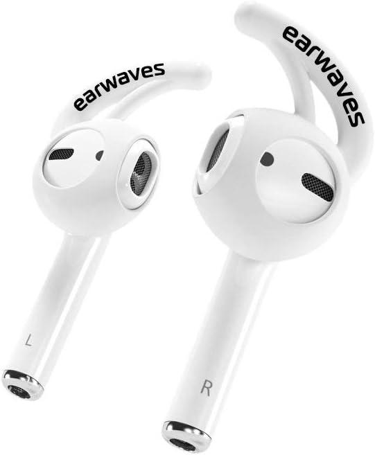 Earwaves ® - Accesorio fijador Compatible con Auriculares Apple ...