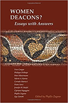 women deacons  essays with answers  phyllis zagano     women deacons  essays   answers