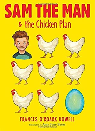 book cover of The Chicken Plan
