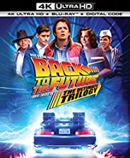 Back to the Future: The Ultimate Trilogy [Blu-ray]