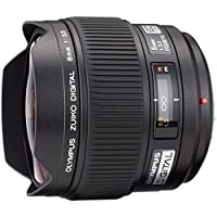 Lens Zuiko Digital ED 8mm - International Version (No Warranty)
