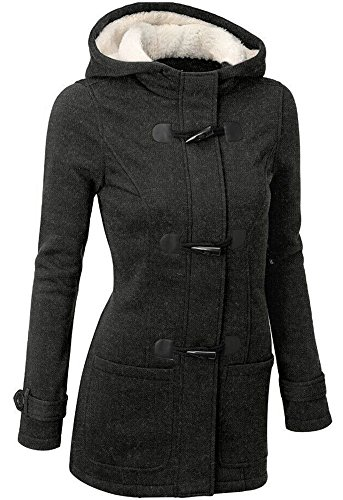 Insulated Wool Coat - 6