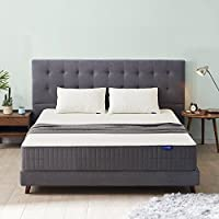 Queen Mattress, Sweetnight 10 Inch Gel Memory Foam Mattress in a Box, CertiPUR-US Certified Foam Mattress Movement Isolating, Sleep Cool & Supportive, Premium Cloud-Like Comfort, Queen Size