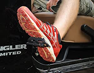 Amazon Com Auxmart Jk Jeep Wrangler Foot Pegs 2007
