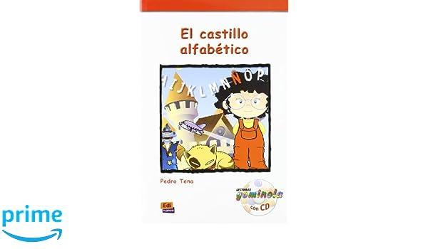 El castillo alfabético Book + CD: Pedro Tena Tena: 9788498483321: Amazon.com: Books