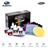 Subaru Hyper Blue - M3Y Touch Up Paint Kit for Outback, Forester, XV, Impreza, Legacy, WRX STI, BRZ, LEVORG Paint Scrath and Chips Repair Kit - OEM Quality, Exact Color Match - Basic Pack