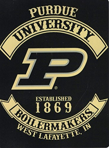 Northwest NCAA Purdue University Boilermakers Rebel Raschel Throw Blanket, 60 x 80-Inch, Black