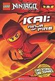 LEGO Ninjago Chapter Book #1: Kai: Ninja of Fire