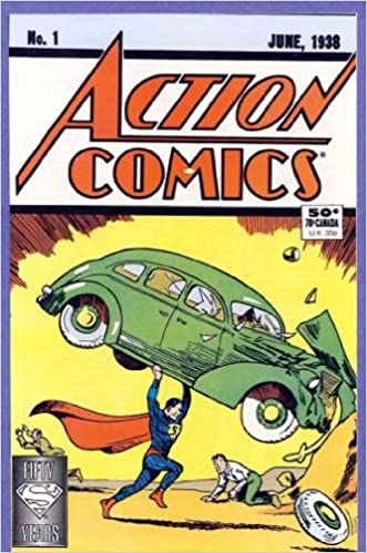 ACTION COMICS #1 EBOOK