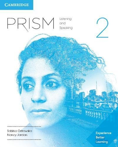 Prism Level 2 Student's Book with Online Workbook Listening and Speaking