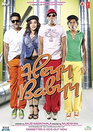 Heyy Babyy Akshay Kumar/ Comedy / Bollywood Movie / Indian