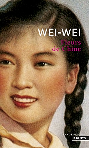 Fleurs de Chine (English and French Edition)
