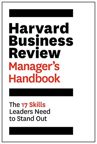 The Harvard Business Review Manager's Handbook: The 17 Skills Leaders Need to Stand Out [Harvard Business Review] (Tapa Blanda)