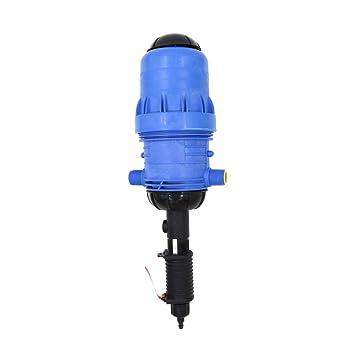 IDABAY Dispositivo de Dosificador impulsado por agua Bomba de Dosificación para Fertilizante Quimicos liquidos Abonos para Cultivo Lavado Industrial ...