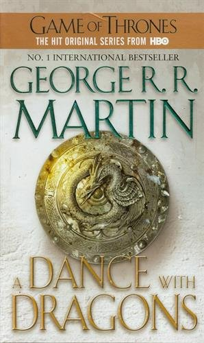 GAME OF THRONES #5: A DANCE WITH DRAGONS IE
