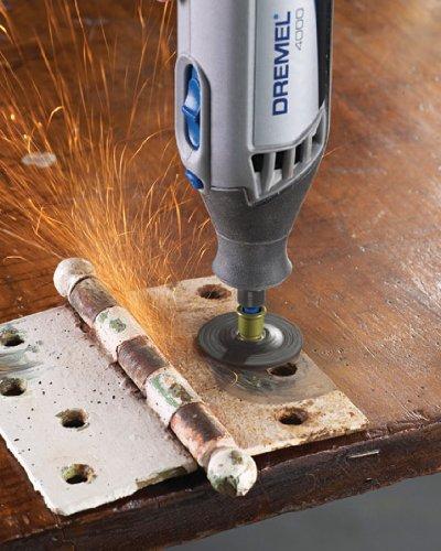 dremel ez541gr ez lock grinding wheel metal import it all. Black Bedroom Furniture Sets. Home Design Ideas