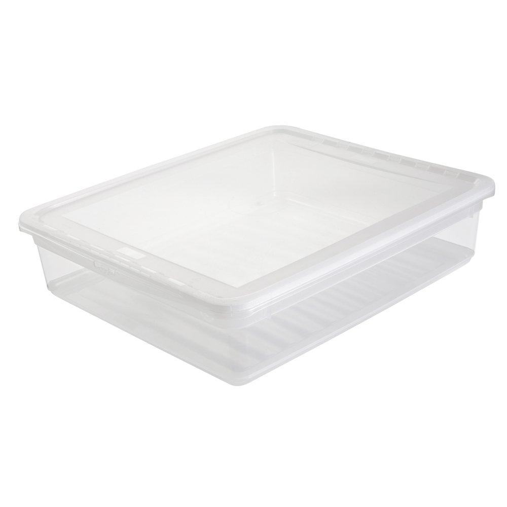 TKO OKT 2053438 basixx 9 litri, in plastica, colore: trasparente 10576001000