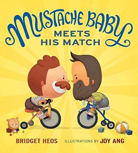 Mustache Meets Match Bridget 2015 03 03 product image