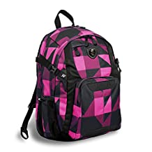 J World New York Haid Laptop Backpack